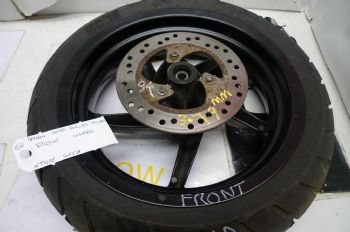 APRILIA SR50 GP1 DI-TECH    FRONT WHEEL, TYRE & DISC #2 (CON-A)